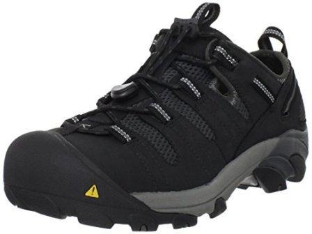 KEEN Utility Men's Atlanta Cool Steel Toe Work Shoe
