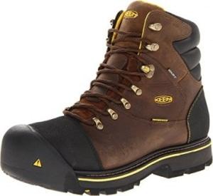 KEEN Utility Men's Milwaukee Wide Work Boot