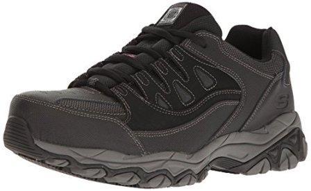 Skechers Holdredge Steel Toe Work Shoe
