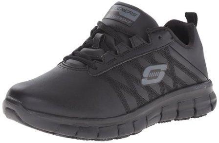 Skechers Sure Track Erath Athletic Lace Slip Resistant Boot