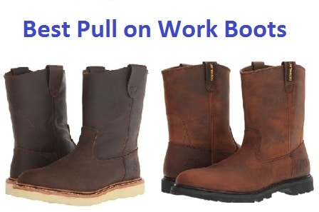 eb04d8a3053 Top 10 Best Pull on Work Boots in 2019 - Complete Guide
