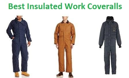 Top 10 Best insulated work coveralls in 2018