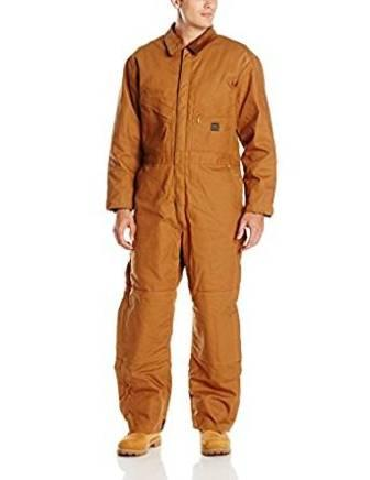12908d1984a9 Top 10 Best Insulated Coveralls in 2019 - Complete Guide