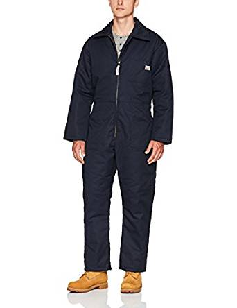 Work King Men's Insulated Coverall