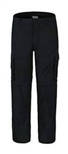 Bienzoe Men's Outdoor Quick Dry Waterproof Cargo Pants