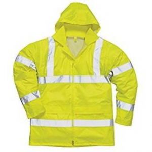 Brite Safety Style 5200 Safety Raingear | Hi Vis Rain Jacket