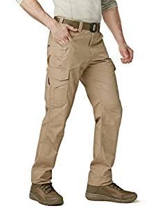 CQR Men's Tactical Operator Cargo Pants