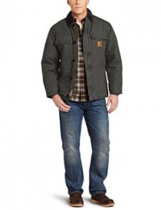 Carhartt Men's Arctic Quilt Lined Coat