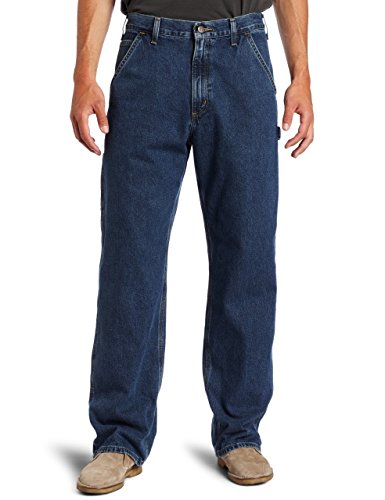 Carhartt Men's Washed DenimDungaree