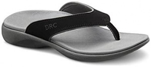Comfort Collin Black Men's Sandals