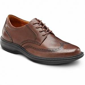 DR. COMFORT – Wing – Men's Dress Shoes