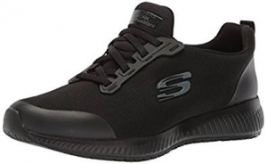 SKECHERS Work Women's Squad SR Food Service Shoe