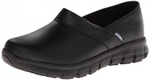 Skechers for Work Women's Relaxed Fit Slip Resistant Work Shoe[/easyazon_link