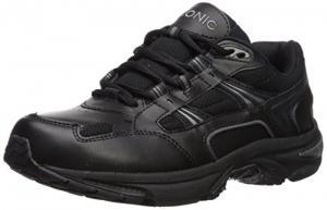 THERAFIT –Kathy Slip Resistant Leather Athletic Shoe