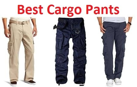 Top 15 Best Cargo Pants in 2018 - Complete Guide