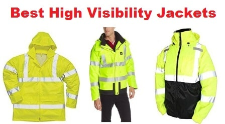 Top 15 Best High Visibility Jackets in 2019