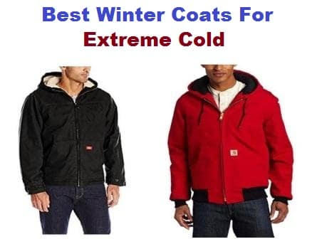 Top 15 Best Winter Coats For Extreme Cold in 2018