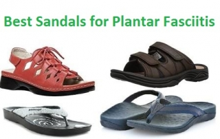 Top 20 Best Sandals for Plantar Fasciitis in 2018
