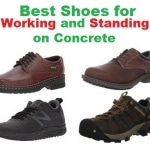 Top 20 Best Shoes for working and Standing on Concrete in 2020