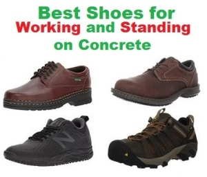 Top 20 Best Shoes for working and