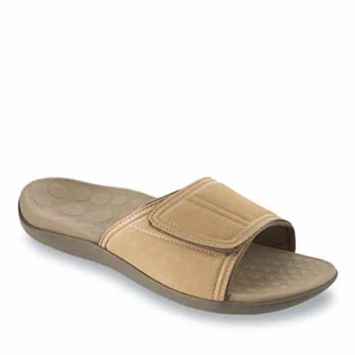 8022ebdf9591 Vionic Unisex Kiwi Slide Sandal - Work Wear