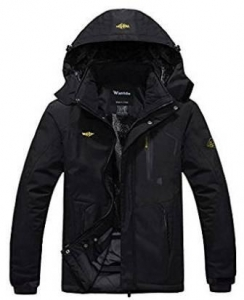 Wantdo Men Winter Ski Jacket