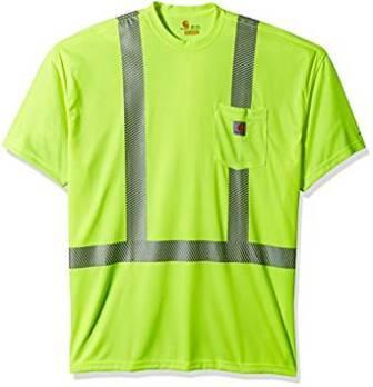 Carhartt High Visibility Force Class 2 Men's Shirt
