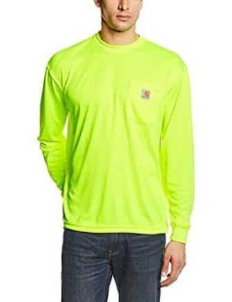 Carhartt High Visibility Force Color Enhanced Long Sleeve