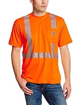 Carhartt High Visibility Force Men's Shirt