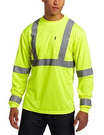 Key Apparel High Visibility Long Sleeves Men's Shirt