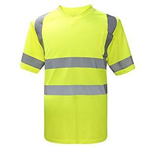 L&M High Visibility ANSI Class 3 Shirt