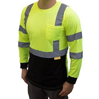 NY BFL8712 High-Visibility Class 3 T Shirt