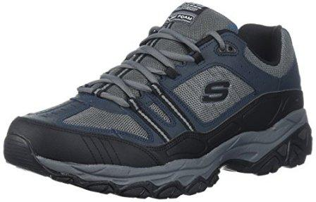 SKECHERS– After Burn Memory Fit– Strike Off
