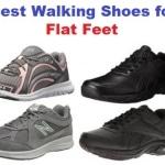 Top 20 Best Walking Shoes for Flat Feet in 2020