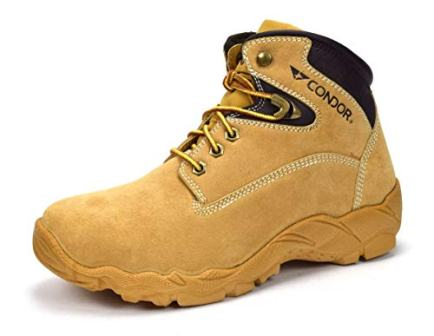 CONDOR Idaho Men's 6 Steel Toe Work Boot