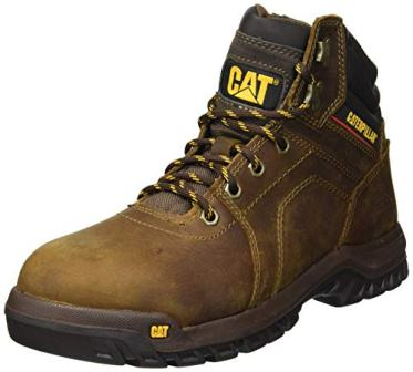 Caterpillar Men's Diffuse Steel Toe Brown Industrial Boot