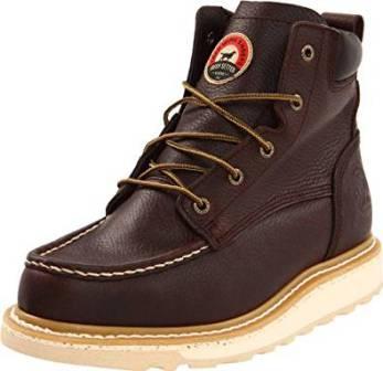Irish Setter Men's 83605 6″ Work Boot