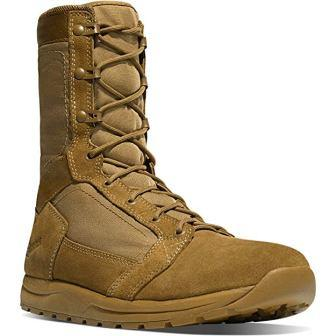 Men's Tachyon 8 Inch Coyote Military and Tactical Boot from Danner