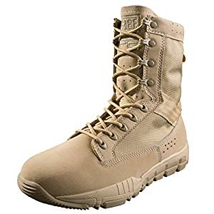 Tactical Boots 8 Inch Desert Shoes High Ankle Support Military Boots from FREE SOLDIER