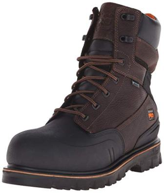 Timberland PRO Men's 8 Rigmaster XT Steel-Toe Waterproof Work Boot