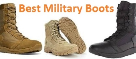 Top 15 Best Military Boots in 2018