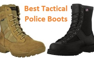 Top 15 Best Tactical Police Boots in 2018