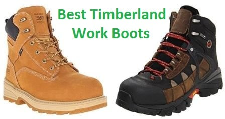 4fc1a4e9ed0 Top 15 Best Timberland Work Boots in 2019
