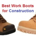 Top 15 Best Work Boots for Construction in 2020