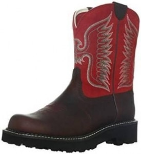 Ariat Women's Fat baby Thunderbird Boot