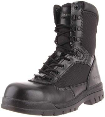 Bates Men's Safety Enforcer Uniform Work Oxford Shoe Review