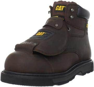 Caterpillar Men's Assault Work Boot to Protect Your Feet
