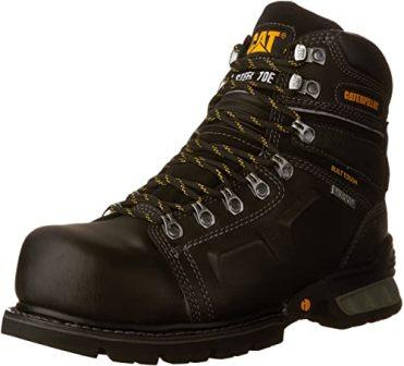 "Caterpillar Men's Endure 6"" Superduty Waterproof Steel Toe Boot Review"