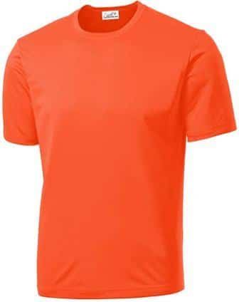 Joe's USA -All Sport Neon Color High Visibility Athletic T-Shirts