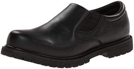 Men's Cottonwood Elks Slip Resistant Shoe for Work from Skechers